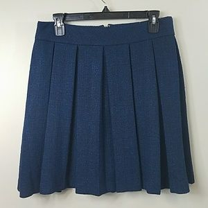 NWT Banana Republic Pleated Skirt